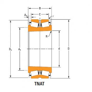 lm247747Td lm247710 tapered roller bearings