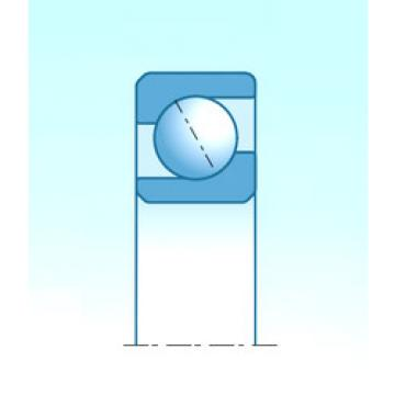 5S-7020UADG/GNP42 NTN Angular Contact Ball Bearings