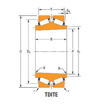 m249746Td m249710 tapered roller bearings