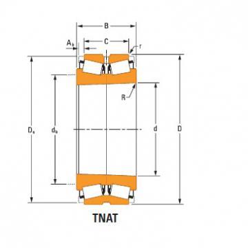 67980Td 67920 tapered roller bearings