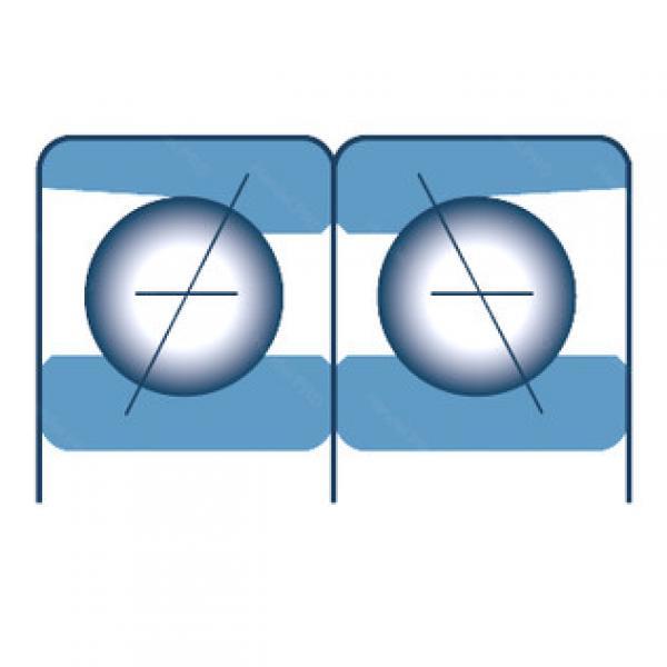 7011UCDB/GNP5 NTN Angular Contact Ball Bearings #1 image